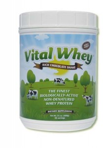Vital Whey Protein Chocolate